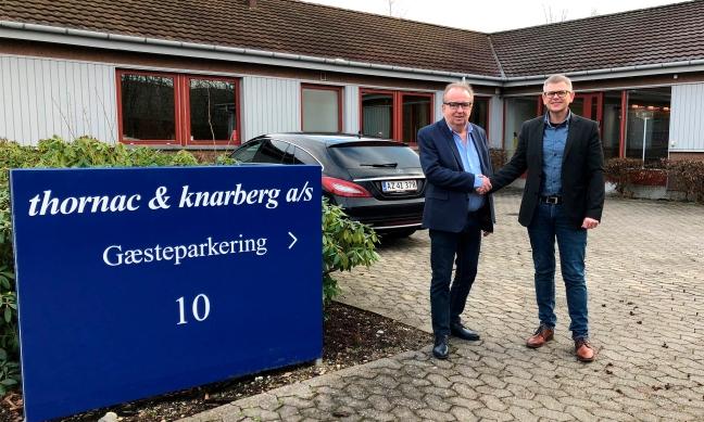 Tv. Kim Christensen - th. Søren Vestergaard Olesen.jpg